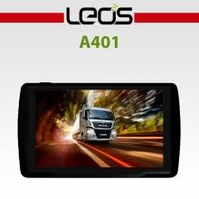 GPS навигация за камиони Leos A401 Truck – 4.3 инча, 800mhz, 4GB