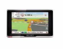 GPS навигация за камиони Becker transit 5 BG+EU