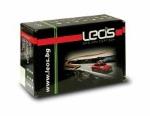 GPS навигация за камиони LEOS TRUCK MATE 7 инча, 2 програми, Сенник