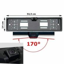 Камера за задно виждане с рамка за номера XH700