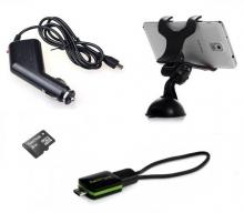 5в1 Таблет навигация за камион NAVITEL T500 3G, Android 7, ТВ, 2 програми