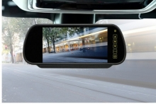Огледало със 7 - инчов дисплей AT-7001