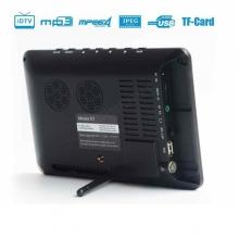 Портативен телевизор с цифров тунер 7 инча MSTAR D2