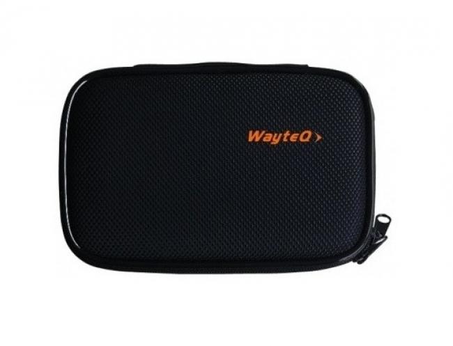 WayteQ предпазен калъф за GPS навигация 5 инча
