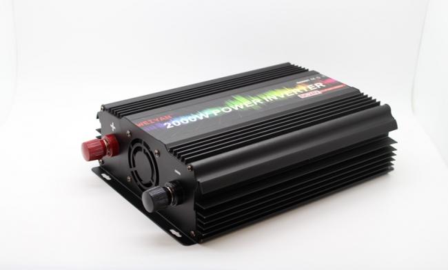 Мощен инвертор на напрежение - 24V - 220V - 2000W
