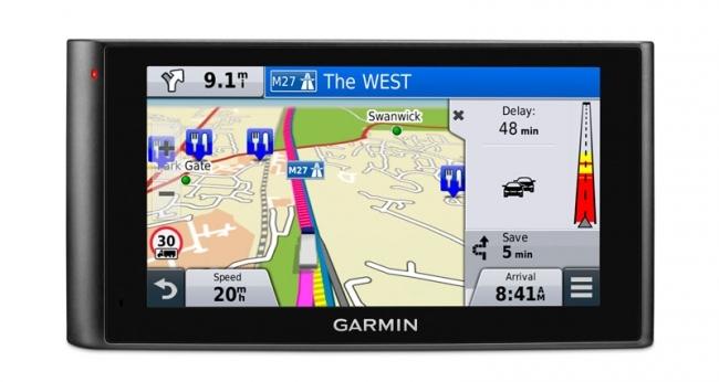 GPS навигация за камион Garmin dezlCam LMT - D EU BG