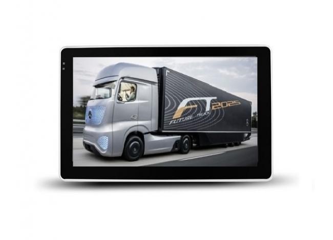 GPS навигация DIVA 5015 TRUCK за камион 5 инча, 800MHZ, 128RAM, 4GB