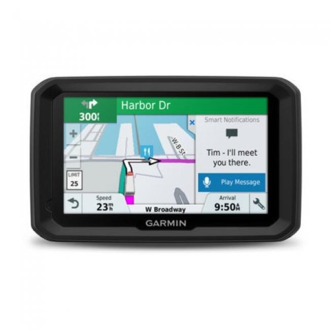 Навигация за камион GPS GARMIN DEZL 580 LMT-D EU BG WIFI