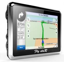 GPS навигация за камиони Fly StaR E8  5 инча HD, 8GB, 128MB