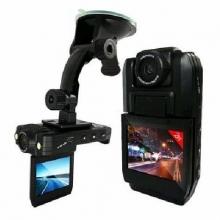 Камера за кола HD с авто нощен режим и функция анти-вибрация