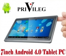 Таблет PRIVILEG MID - 7P - 1GHZ, 4GB, Android 4.0.4