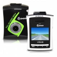DOD VR-H3 - DVR Видеорегистратор