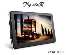 7 инчова GPS навигация за камион Fly StaR X11, 800MHZ, 128RAM