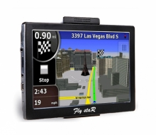 GPS навигация Fly StaR X100 - 7 инча + 4GB