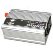 Инвертор на напрежение TBE 12V - 220V - 500W