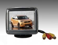 Kамера за задно виждане - 3.5 инчов TFT LCD монитор за връзка