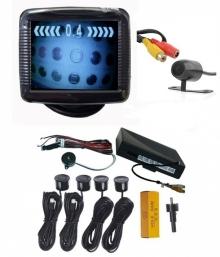 Камера за задно виждане с Монитор и Парктроник