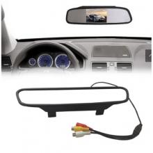 4.3 инчово огледало с вграден монитор за задно виждане