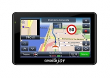GPS навигация за камиони Smailo Joy V2 4.3 инча, 2 програми