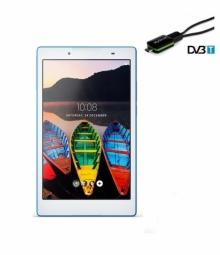 4в1 Мощен GPS Таблет Lenovo TAB 3 8 инча, Android 6, 16GB, 2GB, ТВ, 2 програми