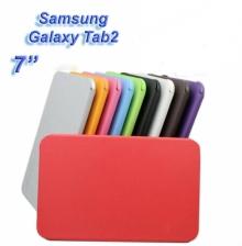 Твърд предпазен калъф за Samsung Galaxy TAB 2 - 7 инча тип стойка