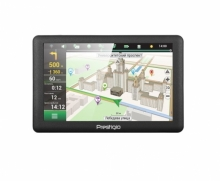 Prestigio Навигация за камион GEOVISION 5066 EU - 5 инча, 800MHZ, 128MB RAM
