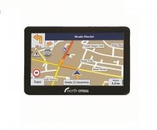 North Cross ES525FE TRUCK GPS навигация за камиони - 5 инча, 256MB RAM, 8GB