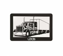 GPS навигация за камиони LEOS TRUCK MATE 7 инча, Сенник