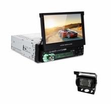 Навигация за камион AT 7158G за вграждане, GPS, Bluetooth, 7 инча + КАМЕРА