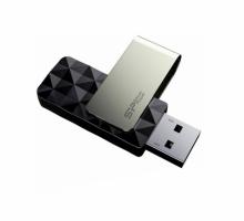 USB Флаш памет Silicon Power Memory USB 3.0, Blaze - 64GB