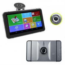 LEOS M7000 GPS навигация DVR Android 4.4, FM, BLUETOOTH, 16GB за камион